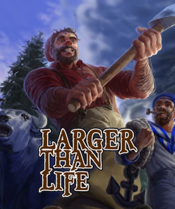 Larger Than Life: American Tall Tales Kickstarter