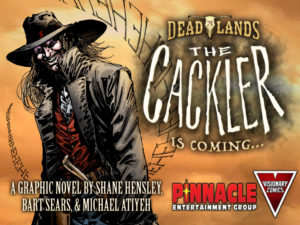 The Cackler Graphic Novel Kickstarter