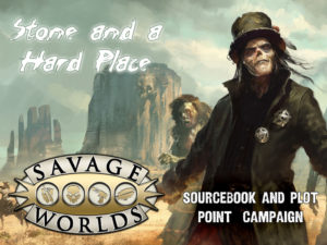 Stone and a Hard Place Kickstarter