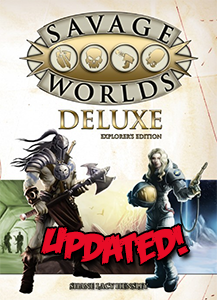 Savage Worlds Deluxe - Updated