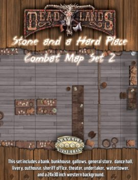 Stone and a Hard Place Combat Map Set 2