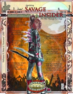 Uprising: Savage Insider, Volume 3 Issue 2