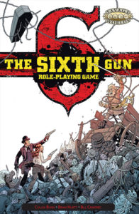 The Sixth Gun RPG
