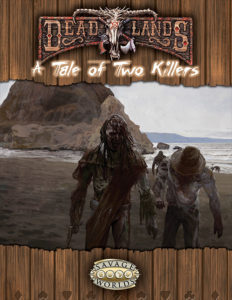 Deadlands Western Town Maps on Fantasy Grounds & Steam