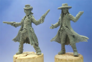 Stone and Cackler Miniatuires