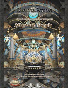DramaScape's Atlantean Temple