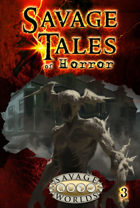 Savage Tales of Horror: Volume 3 Limited Edition: Hardcover -  Studio 2 Publishing