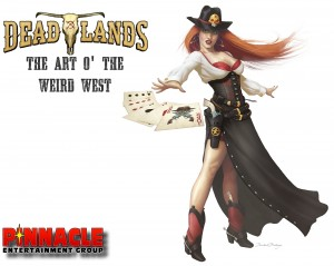 Deadlands: The Art o' the Weird West