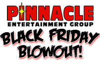 Pinnacle Black Friday Blowout