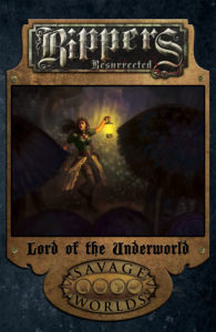 Lord of the Underworld Adventure for Rippers Resurrected