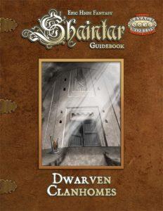 Shaintar Dwarven Clanhomes