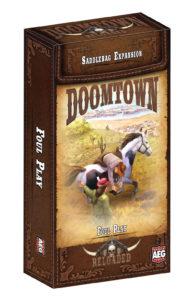 Doomtown Foul Play Saddlebag