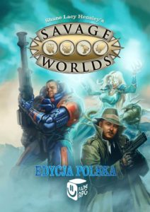 Savage Worlds: Polish Edition