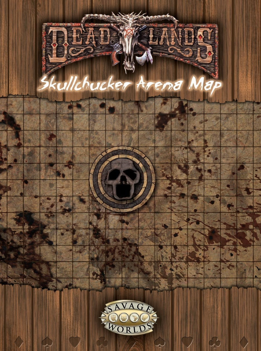 Deadlands California Map.Deadlands Good Intentions Bundle