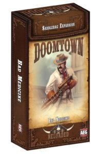 Bad Medicine for Doomtown Reloaded