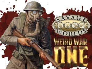 Weird War One Kickstarter Project