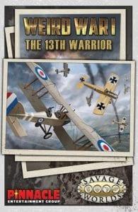 Weird War I Adventure The 13th Warrior