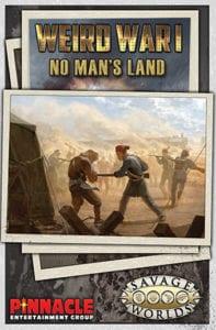 Weird War I Adventure No Man's Land