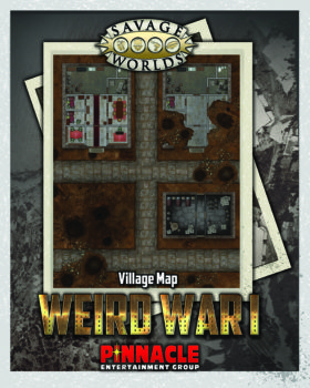 WWI_Village_Cover_5in