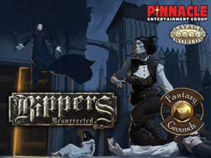 Rippers Resurrected for Fantasy Grounds