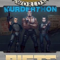 Murderthon, An Adventure for Savage Rifts