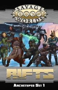 Rifts Archetypes Set 1