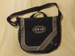 Savage Worlds Messenger Bag