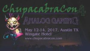 ChupacabraCon 4 Kickstarter