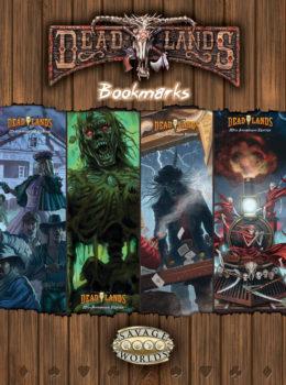 Deadlands Bookmarks