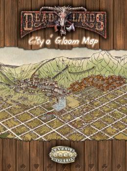 City o' Gloom Map