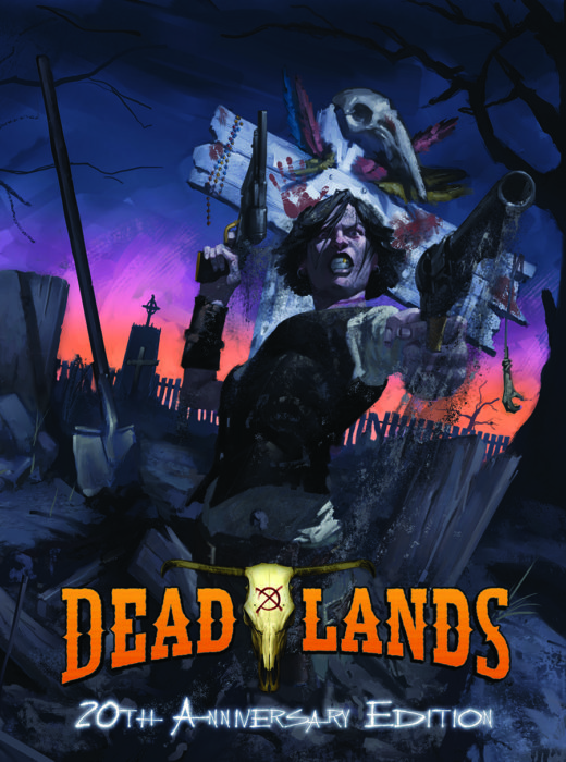 Deadlands Classic Cover