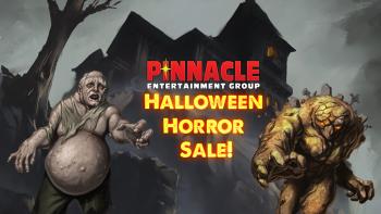 Pinnacle Halloween Horror Sale!