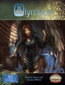 Olympus Inc from Fabled Environments