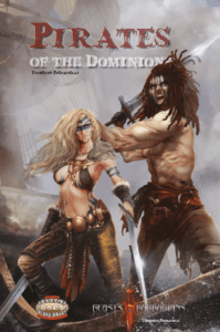 GRAmel's Pirates of the Dominions for Beasts & Barbarians