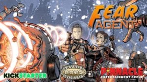 Fear Agent for Savage Worlds Kickstarter