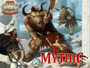 Mythic Kickstarter