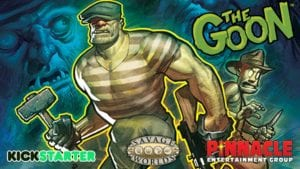 The Goon for Savage Worlds Kickstarter