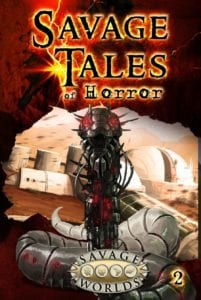 Tales of Horror 2 Cover