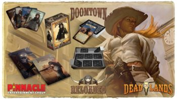 Deadlands: Doomtown Reloaded