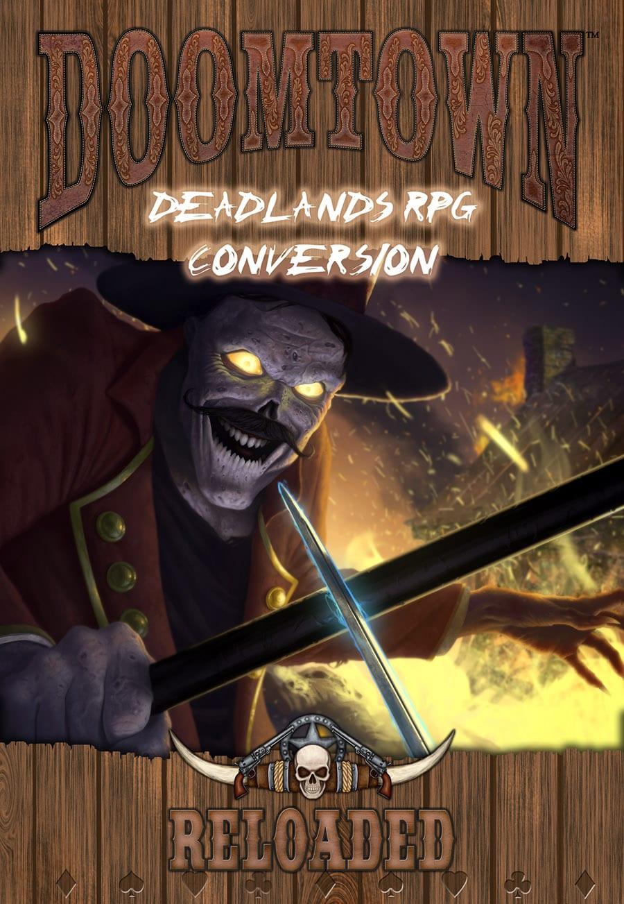 Deadlands книга маршала скачать