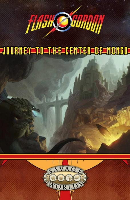 Flash Gordon RPG: GM Screen: Savage Worlds -  Studio 2 Publishing