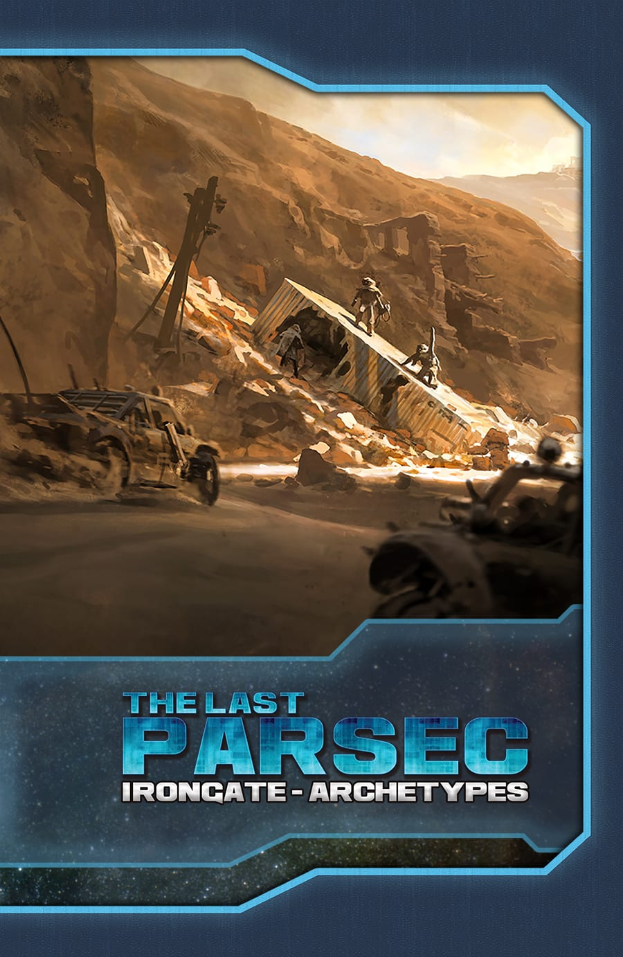 The Last Parsec: Irongate Archetypes (PDF)